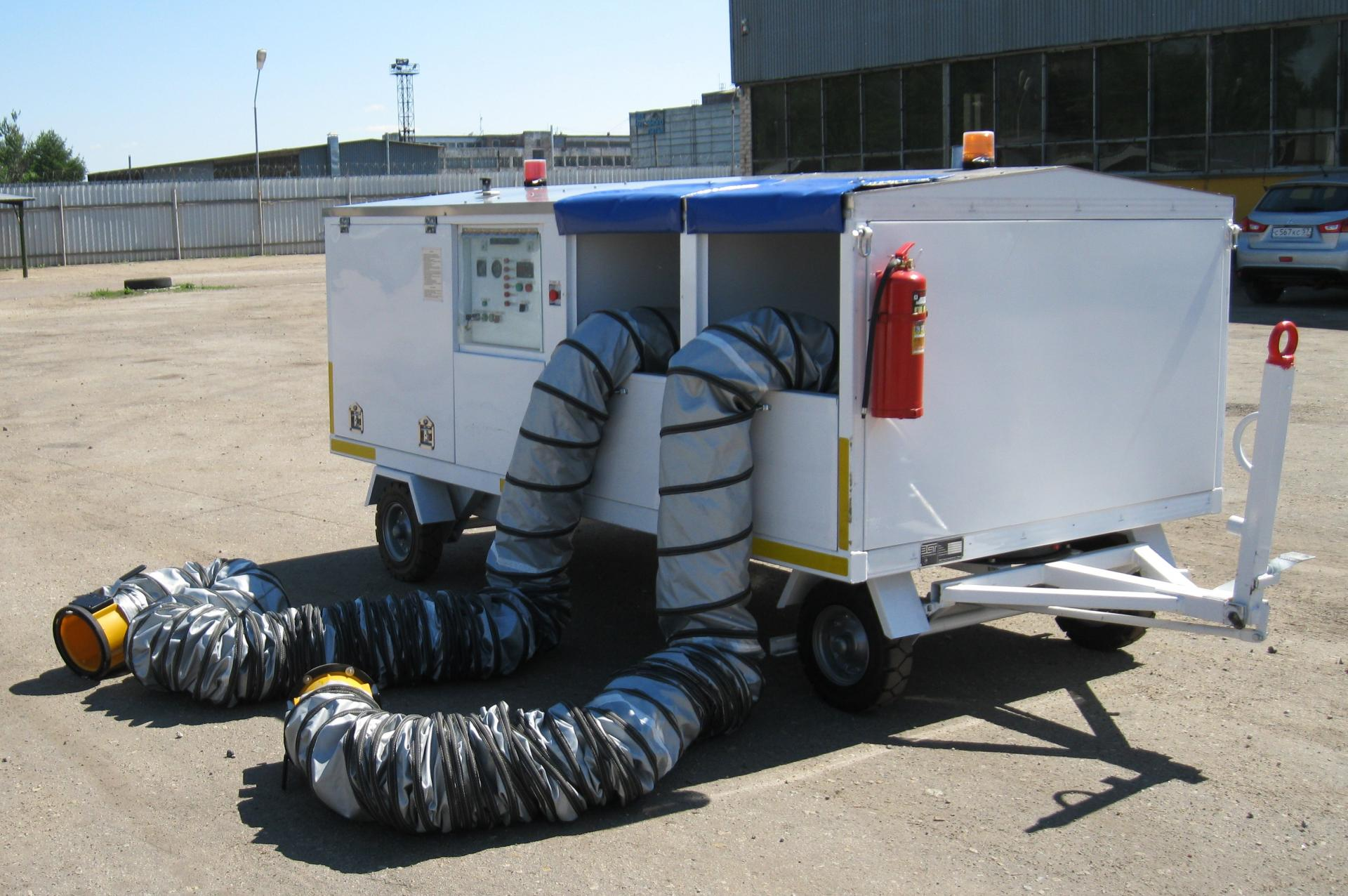 Used Ground Support Equipment In Stock Gse Used Com